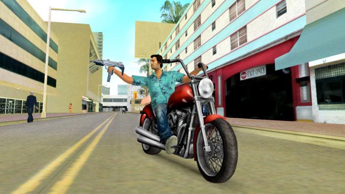 Códigos de GTA 3 e Vice City foram derrubados no GitHub (Imagem: Divulgação/Rockstar)