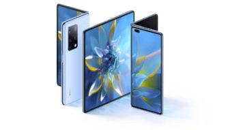 Huawei Mate X2 é um dobrável inspirado nos celulares da Samsung