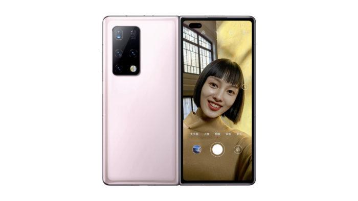Huawei Mate X2 (Imagem: Divulgação/Huawei)
