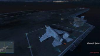 Como pilotar o Hydra no GTA 5 e San Andreas