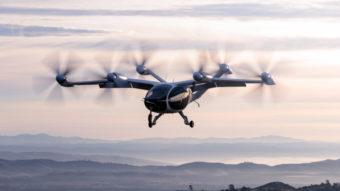 Joby Aviation, dona do Uber Elevate, revela veículo voador para táxi aéreo