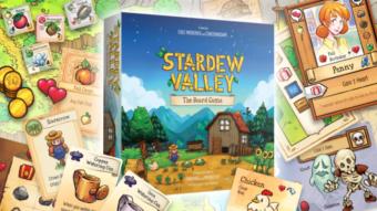 Stardew Valley vira jogo de tabuleiro cooperativo