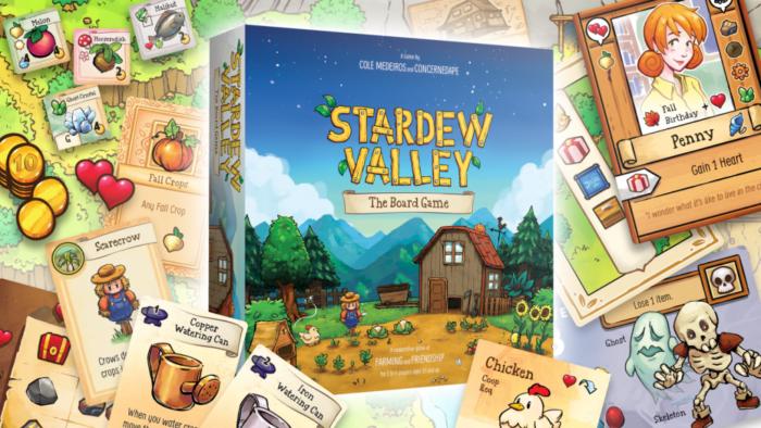Stardew Valley: The Board Game (Imagem: divulgação/ConcernedApe)