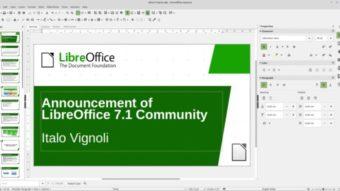LibreOffice 7.1 chega com mais suporte ao Office e novas funções