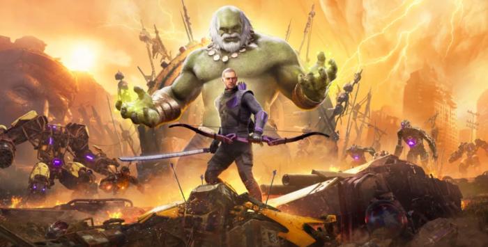 Gavião Arqueiro tem data para chegar em Marvel's Avengers (Imagem: Divulgação/Square Enix)