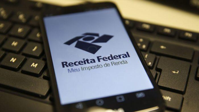 Aplicativo da Receita Federal para declaração de Imposto de Renda (Imagem:Marcello Casal Jr/Agência Brasil)