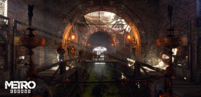 Metro Exodus ganhará 4K e Ray Tracing ainda este ano (Imagem: Divulgação/4A Games)