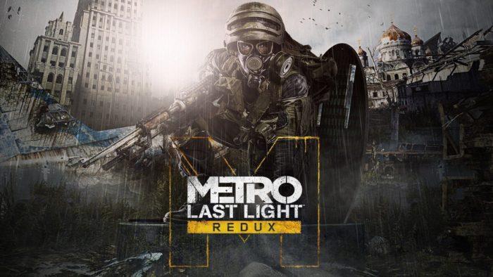 Metro: Last Light Redux é um dos jogos de graça na Epic (Imagem: Divulgação/Epic)