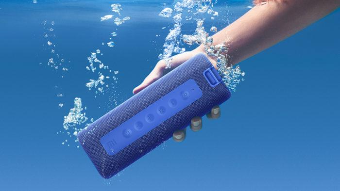 Mi Portable Bluetooth Speaker (Imagem: Divulgação/Xiaomi)
