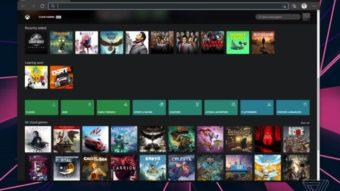 Microsoft mostra como será streaming de jogos de Xbox em navegadores