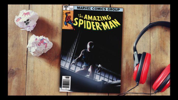 Modo Foto de Spider-Man tem até filtros e molduras (Imagem: Felipe Vinha/Tecnoblog)
