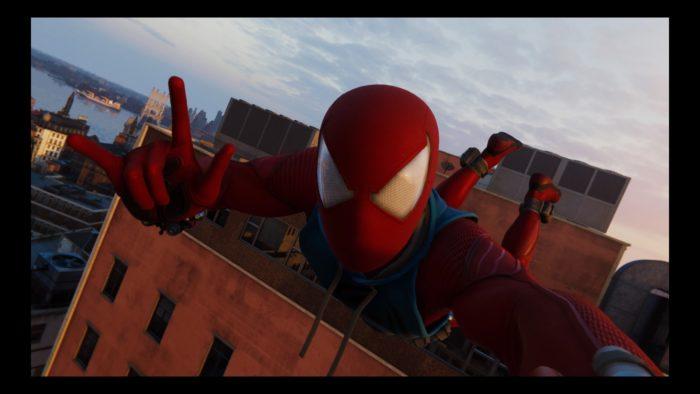 Modo Foto de Spider-Man permite imagens incríveis (Imagem: Felipe Vinha/Tecnoblog)