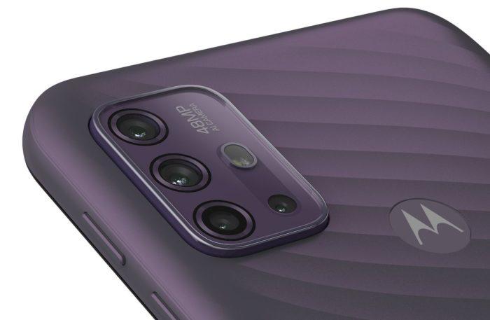 Câmera do Moto G10 (Imagem: Divulgação/Motorola)