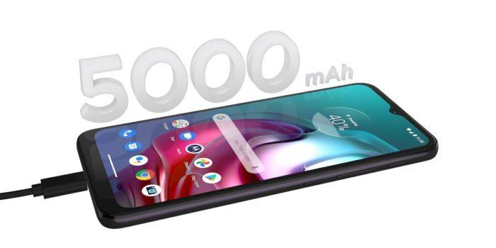 Bateria do Moto G30 (Imagem: Divulgação/Motorola)