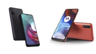 Moto G30 e Moto E7 Power aparecem em imagens vazadas