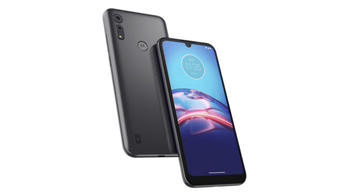 Motorola Moto E6i (Imagem: Divulgação/Motorola)