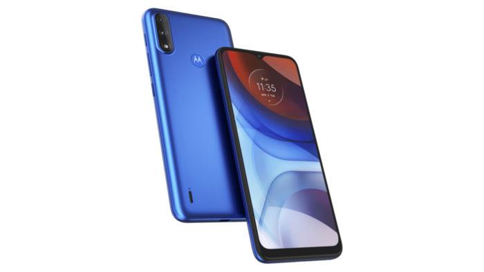 Motorola Moto E7 Power (Imagem: Divulgação/Motorola)