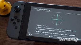 YouTuber conserta Nintendo Switch com drift no Joy-Con usando papel