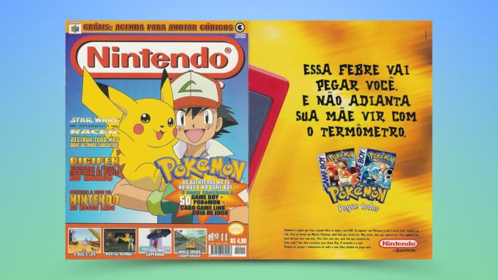 Edição 11 da Nintendo World (Imagem: Reprodução/Editora Conrad)
