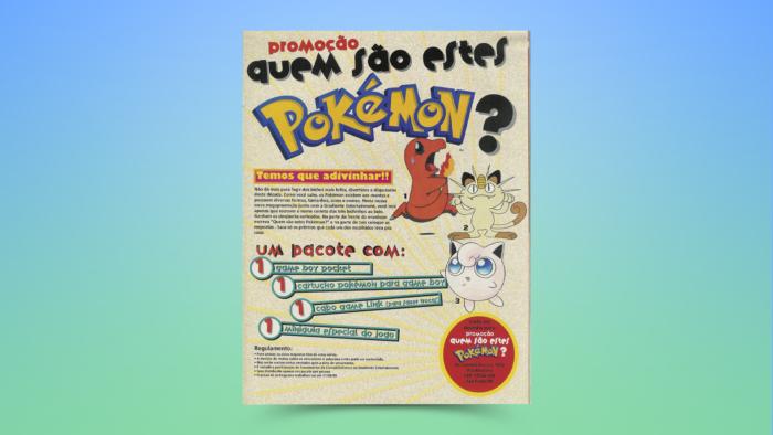 Game Boy raffle on Nintendo World (Image: Reproduction / Editora Conrad)