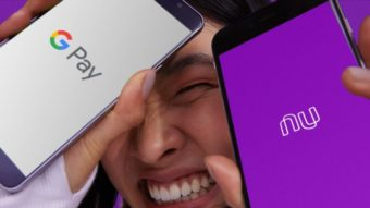 Nubank no Google Pay é liberado para clientes pagarem com o celular