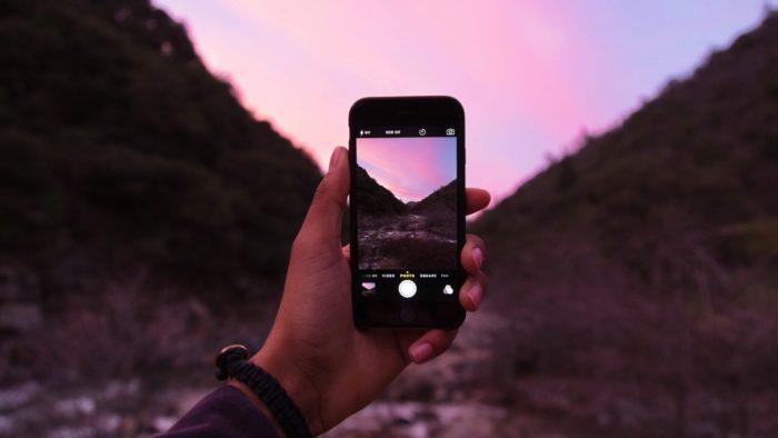 Aplicativo de câmera do iPhone (Imagem: Life Of Pix/Pexels)
