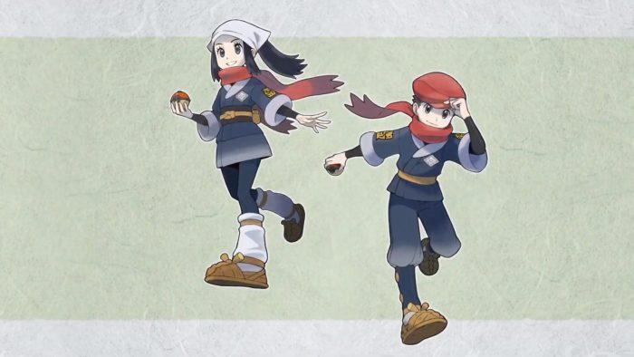 Pokémon Legends: Arceus chega em 2022 ao Switch (Imagem: Divulgação/Nintendo)