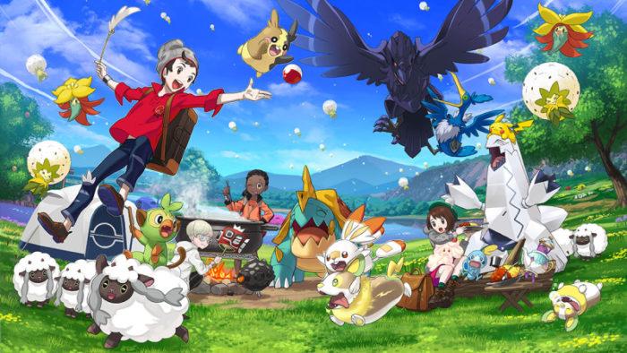 Como jogar Pokémon Sword e Shield / Divulgação / The Pokémon Company