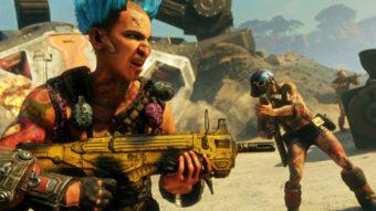 Rage 2 e Absolute Drift estão de graça para PC na Epic Games Store