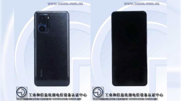 Possível Xiaomi Redmi K40 Pro (Imagem: Reprodução/TENAA)