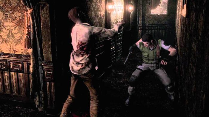 Resident Evil Remake (Imagem: Reprodução/Capcom)