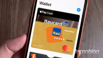 Como salvar um cartão de crédito no iPhone de forma segura