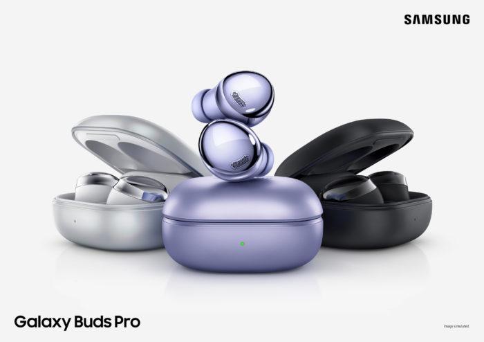 Samsung Galaxy Buds Pro (Imagem: Divulgação/Samsung)