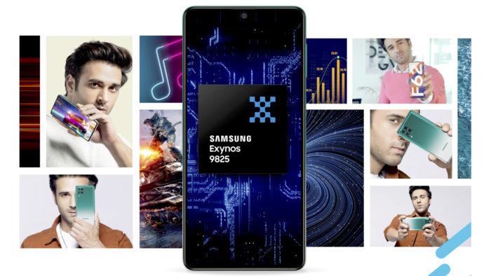 Samsung Galaxy F62 tem o mesmo processador do Galaxy Note 10 (Imagem: Divulgação/Samsung)
