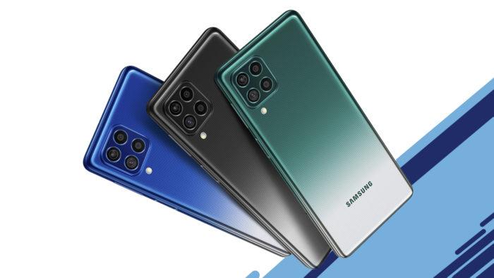 Samsung <a href='https://meuspy.com/tag/Espionar-Galaxy'>Galaxy</a> M62 (Imagem: divulgação/Samsung)