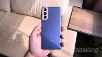 Samsung vai eliminar plástico em embalagens de celulares até 2025