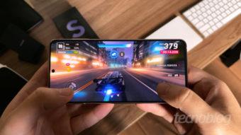Galaxy Max Hz é um app grátis para tunar telas de celulares Galaxy