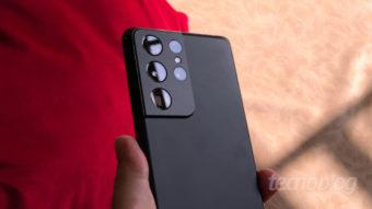 Samsung lança câmera de 200 megapixels para celulares