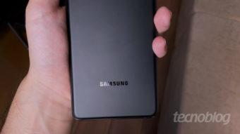 Samsung tem alta de 46% no lucro, mas alerta sobre escassez de chips