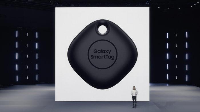 Samsung Galaxy SmartTag (Imagem: Divulgação/Samsung)