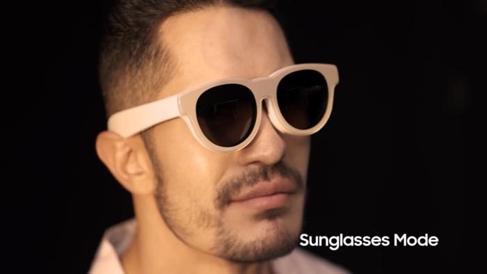Modo óculos escuros (Imagem:Reprodução/WalkingCat/Twitter)