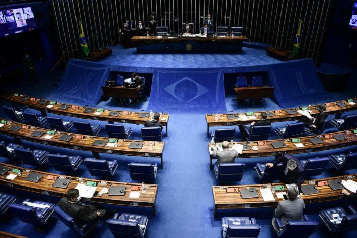 Projeto pode impedir denúncias de vazamentos de dados (Imagem: Pedro França/Agência Senado)
