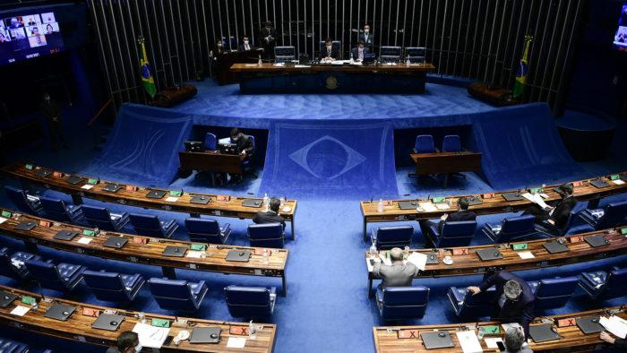 Plenário do Senado (Imagem: Pedro França/Agência Senado)