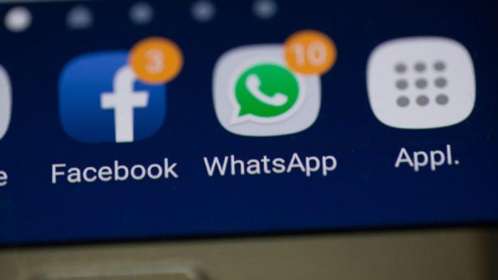 Facebook e WhatsApp (Imagem: Robert Cheaib/Pixabay)