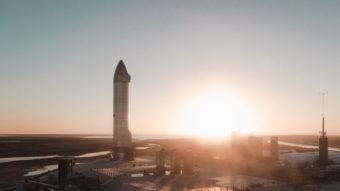 SpaceX quer usar internet Starlink em lançamento da nave espacial Starship