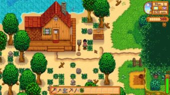 Stardew Valley ganha co-op local no PlayStation, Xbox e Switch
