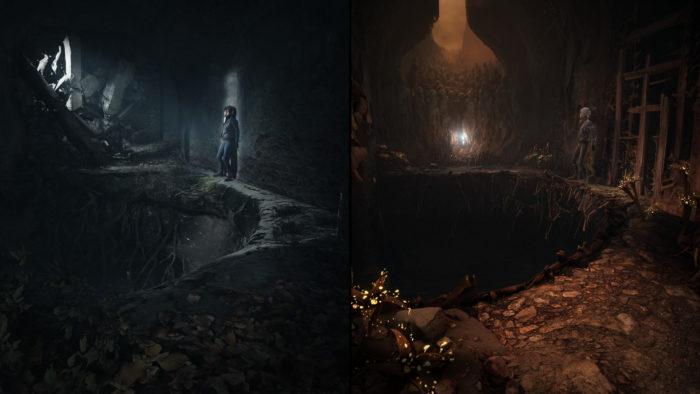 The Medium tem dois mundos para explorar (Imagem: Divulgação/Xbox)