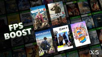 """Xbox Series X e S ganham """"truque"""" para rodar jogos do Xbox One a 60 fps"""
