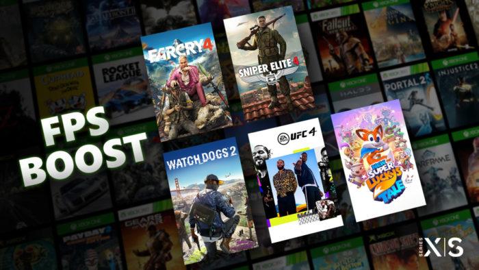 FPS Boost faz jogos rodarem mais rápido nos Xbox Series S e X (Imagem: divulgação/Microsoft)