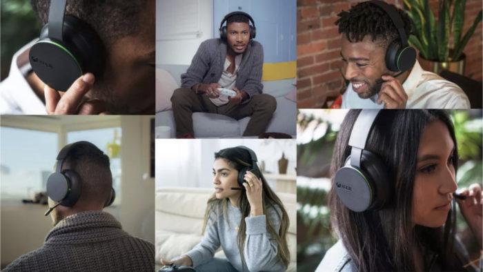 Xbox Wireless Headset (Imagem: Divulgação/Microsoft)